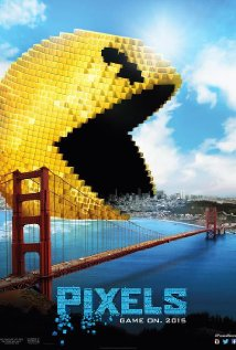 [Movie - Barat] Pixels (2015) [Bluray] [Subtitle indonesia] [3gp mp4 mkv]