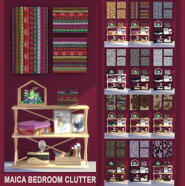 Clutter Dormitorio Maica 3