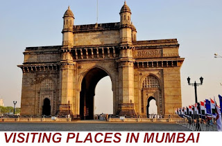 VISITING PLACES IN MUMBAI