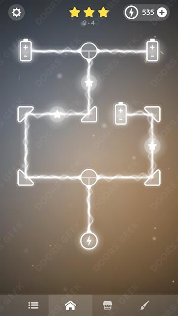 Laser Overload [Beginner] Level 2-4 Solution, Walkthrough, Cheats