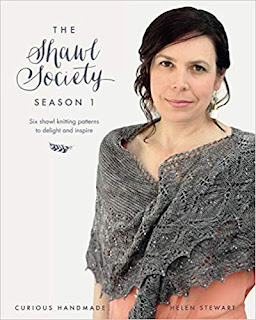 bb5b4f86f0a ... The Shawl Society Season 1 by Helen Stewart. It is a beautiful book.  You can win an autographed copy of this book by going to our Ravelry ...