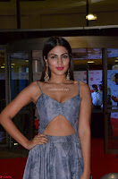 Rhea Chakraborty in a Sleeveless Deep neck Choli Dress Stunning Beauty at 64th Jio Filmfare Awards South ~  Exclusive 060.JPG