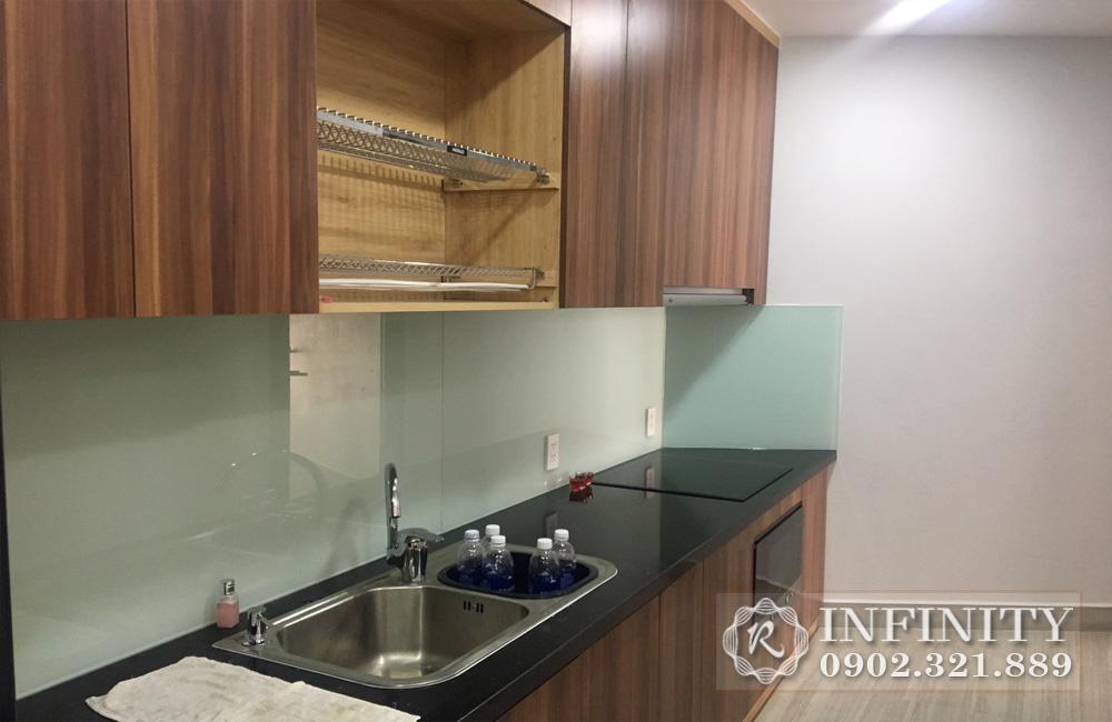 Thuê căn hộ Everrich Infinity 2PN - bếp