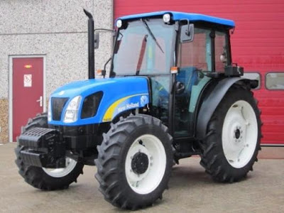 New Holland Agriculture Manual PDF: New Holland TS6 110, 6 120