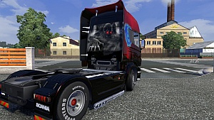 Scania Metallic Exclusive skin pack