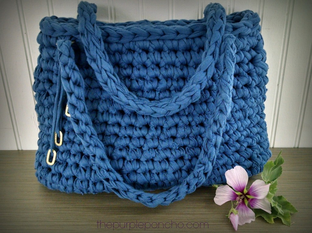 Free Vintage Crochet Bag Pattern : 25 Free Crochet Purse Patterns - Becky Lynn Coleman