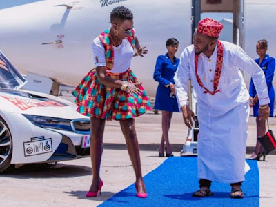 Video Akothee ft McGalaxy - OYOYO