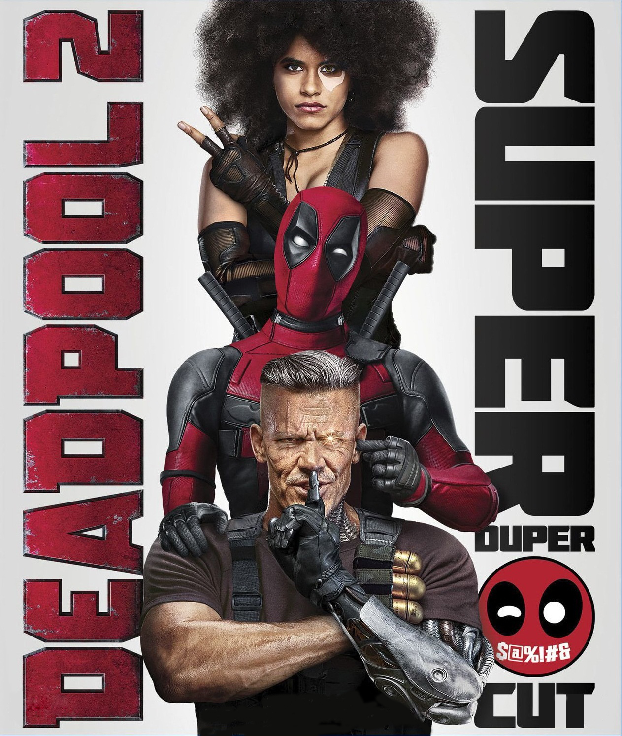 Deadpool 2 [Super Duper Cut] [2018] [DVDR] [NTSC] [Latino 5.1]