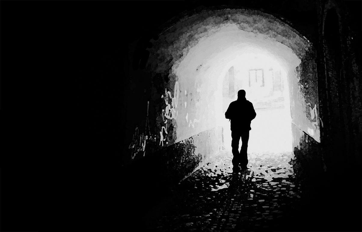 Resultado de imagen para caminando en la oscuridad