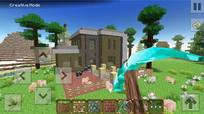 Build Craft 2 Apk