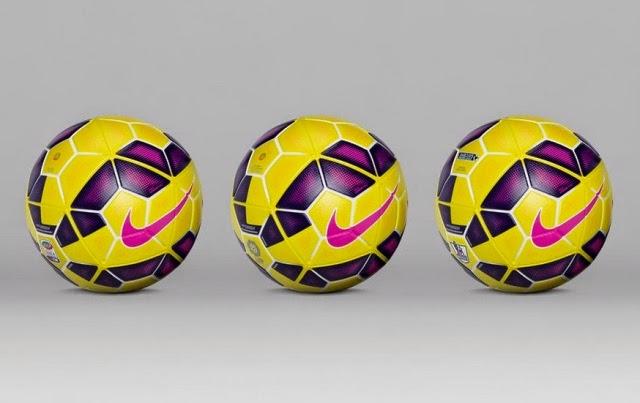 f2041f91bd Nike lança bola com contraste para temporada de inverno na Europa ~  FutGestão