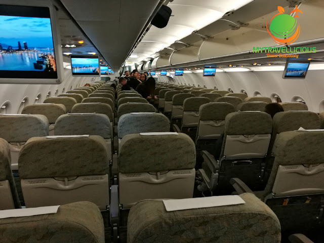 Review Vietnam Airlines Vn674 Economy Kuala Lumpur Ho Chi Minh