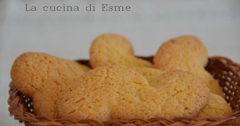 La cucina di esme i polentotti ovvero biscotti con farina di mais - La cucina di esme ...