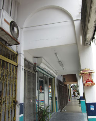 Mega Mendung shophouse mezzanine floor extension 10