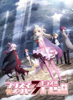 Fate/kaleid liner Prisma☆Illya 3rei!! - Assistir aos Episódios Online