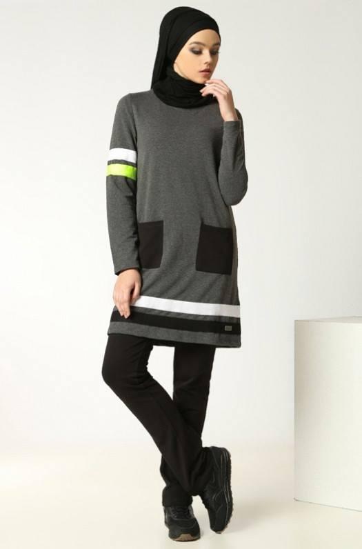 tenue de sport hijab