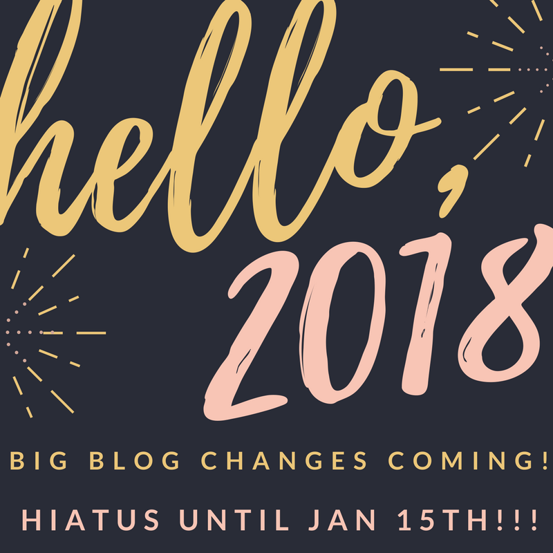 Blogging Hiatus