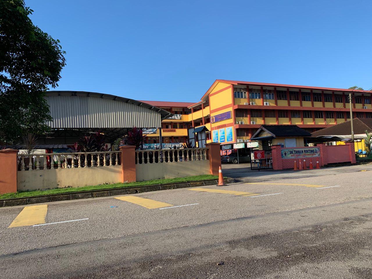 Sk Taman Rinting 2 December 2018