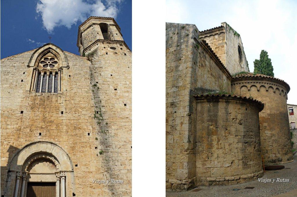 Iglesia de Sant Vicenç, Besalú