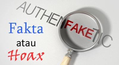 5 Cara Mengetahui Mana Berita Hoax dan Asli