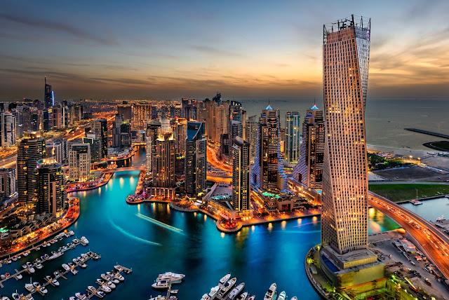 ve may bay di dubai gia re - Dubai - tiểu vương quốc giàu có
