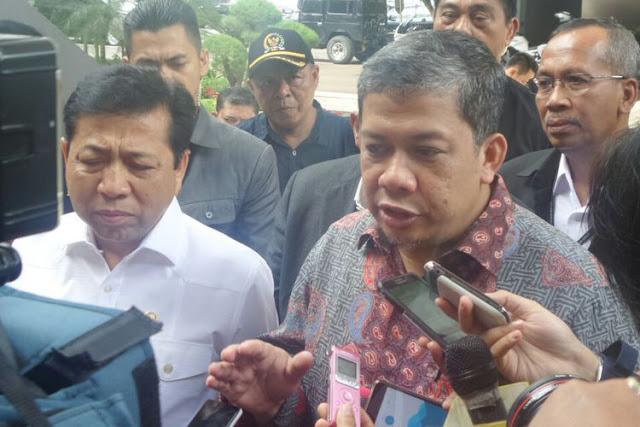 Namanya Makin Terkenal, Fahri Hamzah Sebut Setya Novanto Cocok Kalau Jadi Capres, Ada yang Mau Pilih?