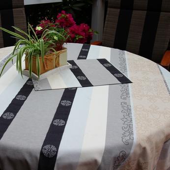 tischdecken und tischw sche abwaschbare tischdecken nach ma. Black Bedroom Furniture Sets. Home Design Ideas