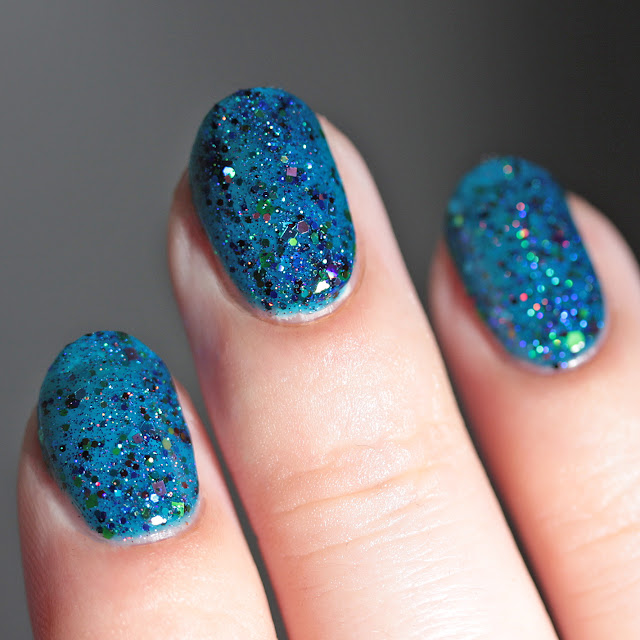 Ms Sparkle Nail Polish Candy Crush
