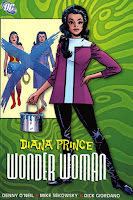 Diana Prince: Wonder Woman Vol 1 by Dennis O'Neil, Mike Sekowsky and Dick Giordano.