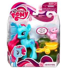 My Little Pony Single Wave 4 Snowcatcher Brushable Pony