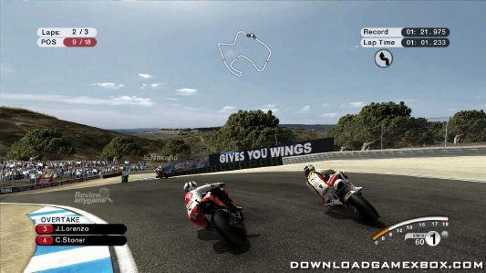 MotoGP 08 [Region Free][ISO] - Download Game Xbox New Free