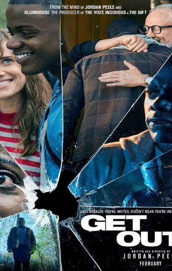 Get Out 2017 English 720p HC HDRip 800MB