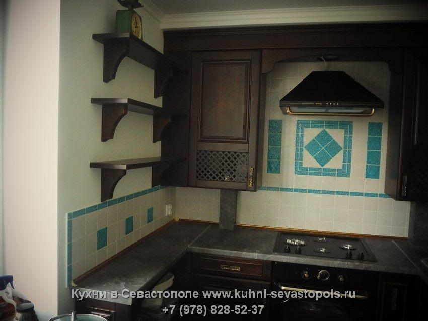 Кухни массив шпон Севастополь