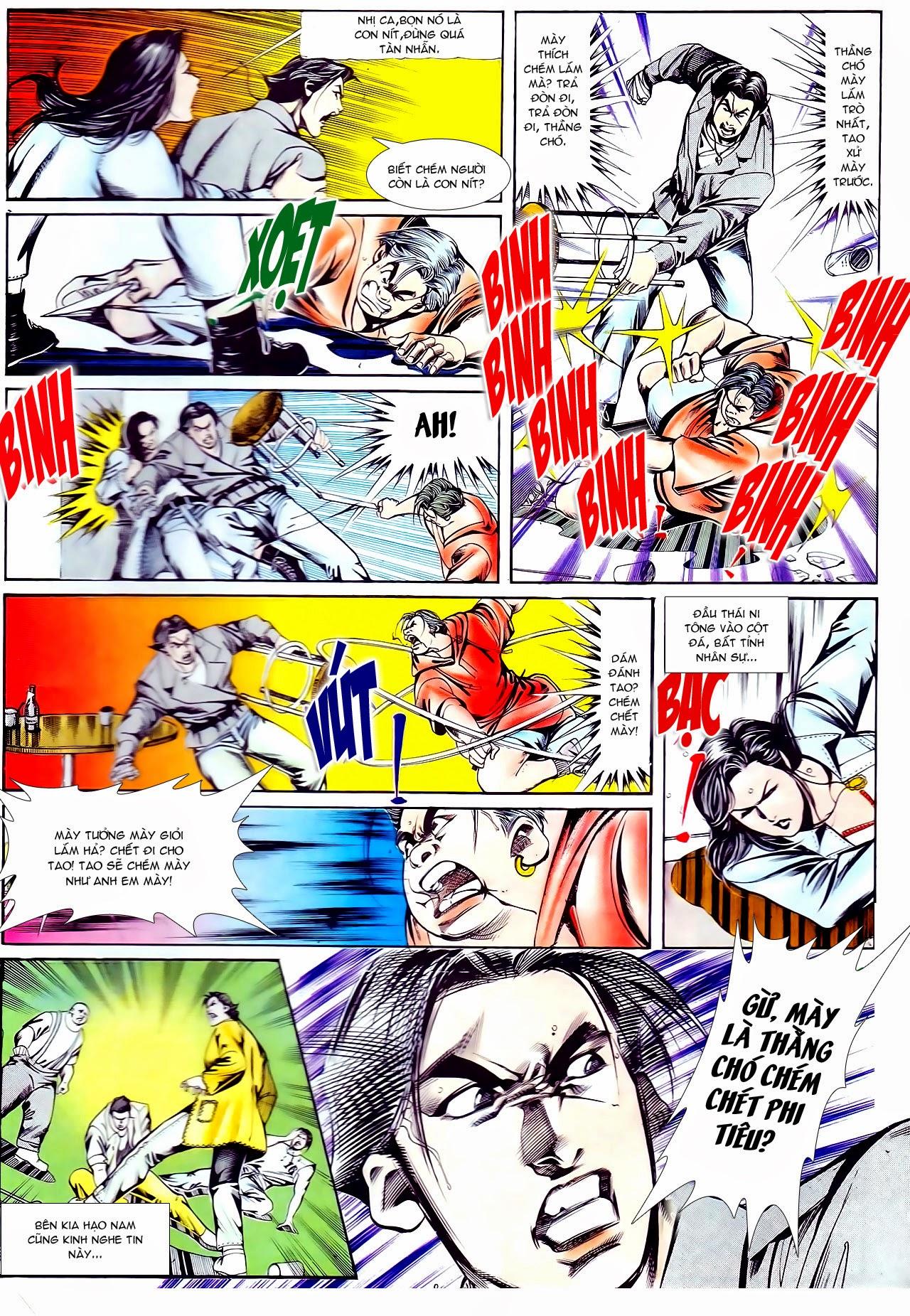 Người Trong Giang Hồ chapter 111: đời không nuối tiếc trang 20