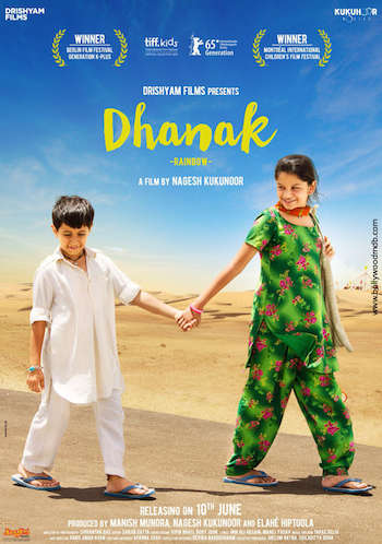 Dhanak 2016 Hindi 480p HDRip 300mb