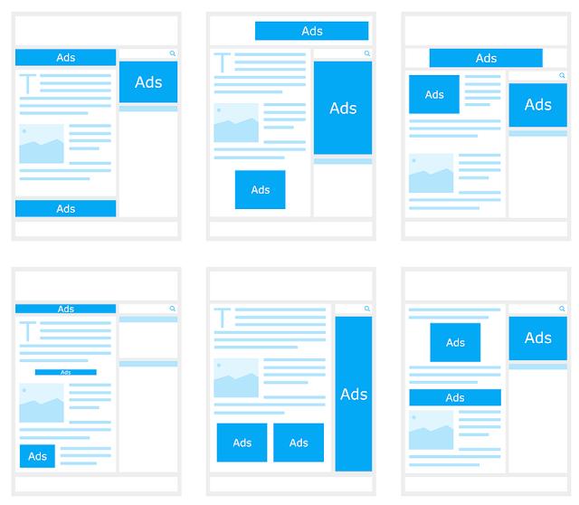 طريقة وضع اعلان ادسنس داخل الموضوع  فى المدونة البلوجر  بطريقة سهلة
