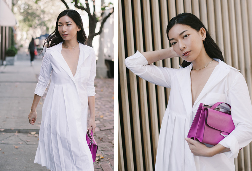 The Shirting Trend | HONEY & SILK