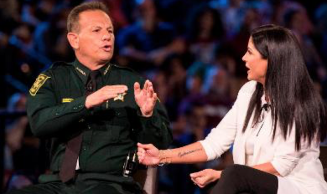Dana Loesch challenges Sheriff Scott Israel: Why Didn't 39 Visits Meet the Standard for The Baker Act? :: Grabien - The Multimedia Marketplace