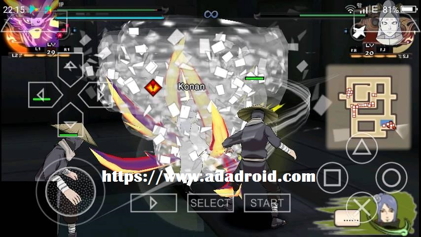 Naruto Shippuden Ultimate Ninja Storm 4 Legacy Mod - Adadroid