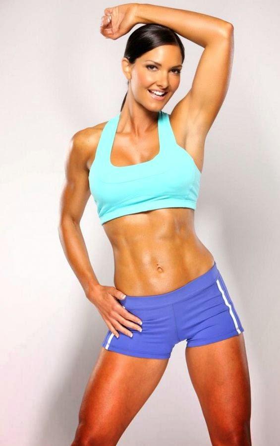 Lori Harder-female fitness-female fitness model