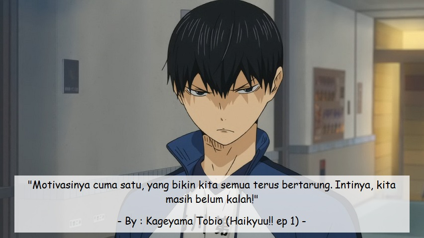Quotes Animez Haikyuu