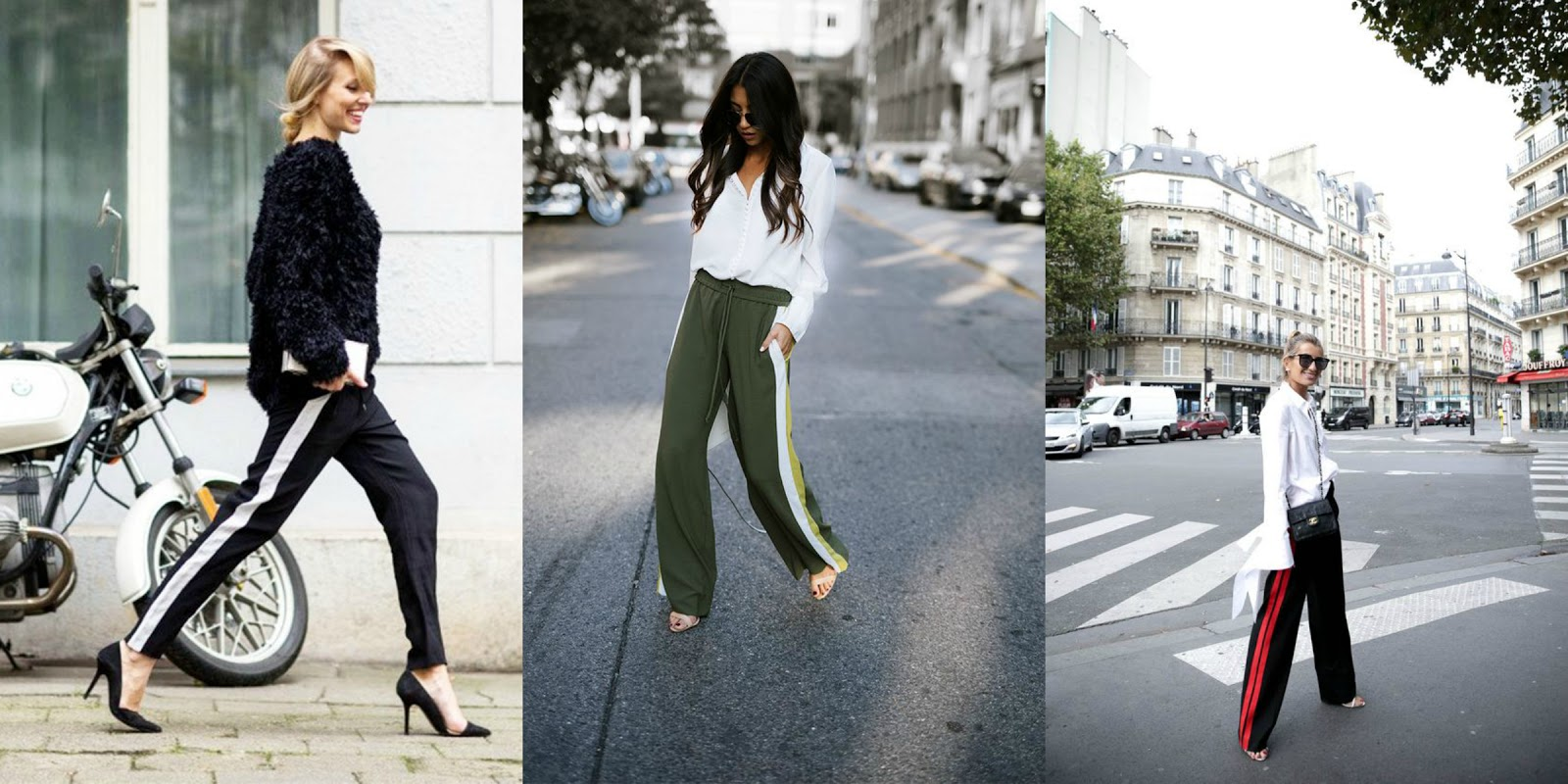 How To Style // Track Pants