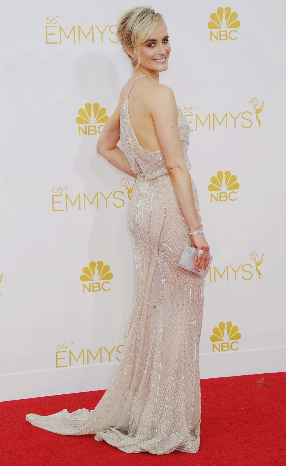 Taylor Schilling – 2014 Primetime Emmy Awards in Los Angeles