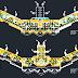 مخطط مبدئي لمطار اوتوكاد dwg