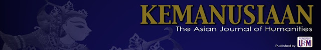 KEMANUSIAAN - The Asian Journal of Humanities