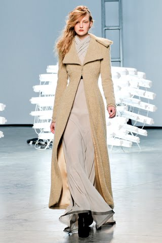 Runway Report Ny Fashion Week Rodarte J Mendel Fall
