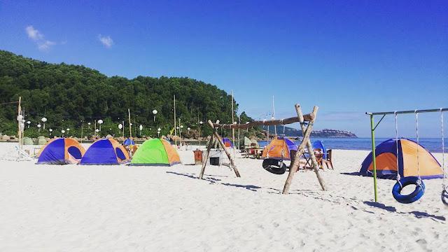 Địa điểm cắm trại tại Đà Nẵng đẹp