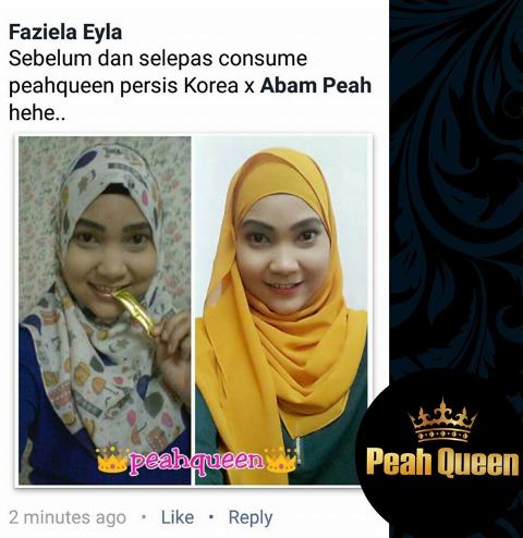 peah queen serbuk mutiara hq