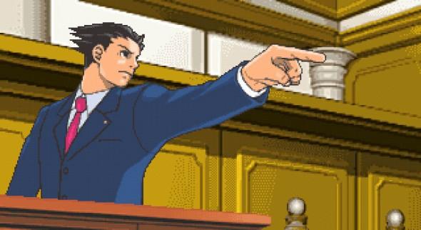 Matt S Blog I Am The Phoenix No Objections To Ace Attorney