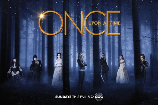 Once Upon a Time season 1 TV poster